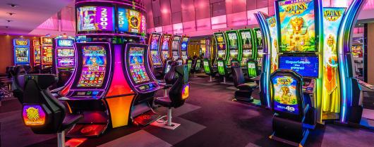 Ігрові автомати на реальні гроші з висновком